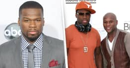 50 Cent Says He'll Fight Floyd Mayweather But Won't Drop His Weight To Match Him