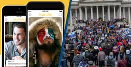 People Are Using Bumble To Identify US Capitol Rioters And Tip Off FBI