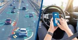 UK Set To Be First Country To Allow Drivers Take Hands Off Automated Car Steering Wheel On Motorway