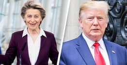 EU Chief Says Donald Trump's Presidency May Have 'Permanently Damaged Democracy'