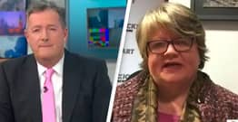 Minister Storms Off GMB After Being Confronted By Piers Morgan On Insulting Comments About UK Public