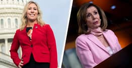 Congresswoman Trying To Impeach Biden Proposed To Be Expelled From Congress