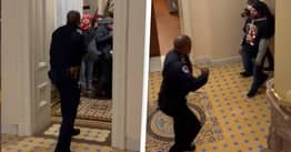 Petition To Grant Heroic Capitol Cop Eugene Goodman Medal Of Honor Reaches 10,000 Signatures