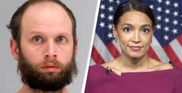 Capitol Rioter Charged With Threatening To Assassinate Alexandria Ocasio-Cortez