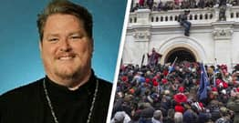Trump-Supporting Priest Suspended For Attending Capitol Riots