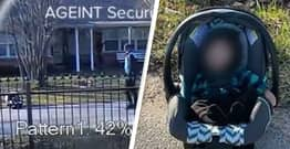 Amazon Driver Rescues Baby Abandoned On Road By Car Thief