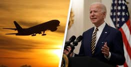 Biden Set To Reimpose Travel Ban On UK And EU Over New Coronavirus Variant Fears