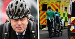 Boris Johnson Seen Cycling Seven Miles From Downing Street Despite Lockdown Restrictions