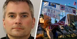 FBI Investigating 37 People In Killing Of Capitol Police Officer By Pro-Trump Mob