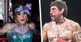 Drag Queen MMA Fighter Says Breaking Nail Is Worse Than Punches To The Face