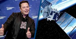 Elon Musk's Starlink Internet Satellite Service Has Been Approved In UK