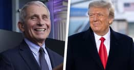 Dr. Fauci Says It's 'Liberating' To Not Have Trump Lying About Science Anymore