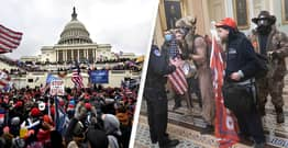 Growing Number Of Capitol Rioters Are Being Fired After Being Identified