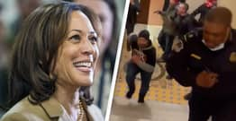Inauguration Day: Kamala Harris Will Be Escorted To Inauguration By Hero Capitol Cop