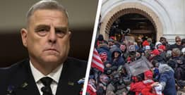 Top US Military Leaders Condemn Capitol Riot In Rare Joint Message