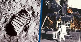 Neil Armstrong's Boot Print On The Moon Is Now Protected By US Law