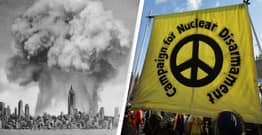 13 Million People Sign Petition Urging All Countries To Ban Nuclear Weapons