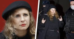 Pussy Riot Member Faces Two Years In Prison Over Anti-Putin Protest