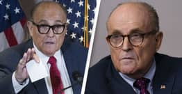 Rudy Giuliani Breaks Silence After Being Sued For $1.3 Billion Over Baseless Election Claims