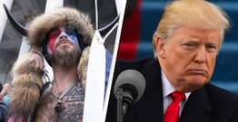 Horned Capitol Rioter Is Willing To Testify At Trump's Impeachment Trial