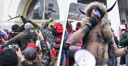 US Capitol Rioters Were Planning Invasion For Weeks Online