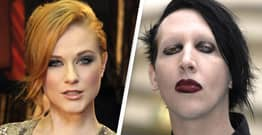 Evan Rachel Wood Vows To 'Expose' Marilyn Manson For 'Brainwashing' And 'Horrifically Abusing' Her