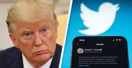 Trump Will Be Banned From Twitter Forever, Even If He Runs For President Again
