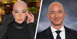 James Charles Has Shaved His Head And People Think He Looks Like Jeff Bezos