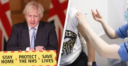 Boris Johnson To Hold Press Conference At 5pm Tonight As UK Hits Vaccine Target