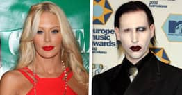 Jenna Jameson Claims Marilyn Manson Fantasized About Burning Her Alive