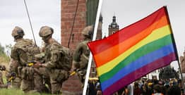 Former Military Personnel Dismissed Because Of Sexuality Can Now Reclaim Lost Medals