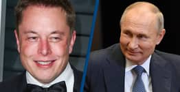 Elon Musk Invited Vladimir Putin To Chat With Him On Clubhouse