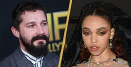 Shia LaBeouf No Longer With Talent Agency Following FKA Twigs Lawsuit