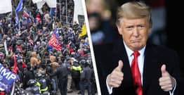 Trump Supporters Planning To Storm Capitol Again On March 4, Lawmaker Warns