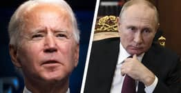 Biden Tells Putin The US Is No Longer 'Rolling Over' In Face Of Russian Aggression