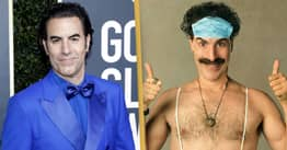 Sacha Baron Cohen Rules Out Borat 3 After Sequel Became 'Too Dangerous'