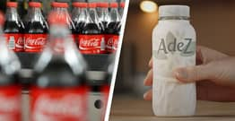 Coca-Cola To Trial Paper Drinks Bottle In Attempt To Tackle Plastic Waste