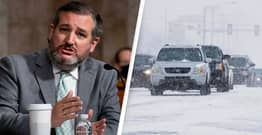 Ted Cruz Approval Rating Crashes 23% After His Disastrous Trip To Cancun During Texas Blizzard