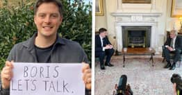 Dr Alex George Appointed As Government's Mental Health Ambassador By Boris Johnson
