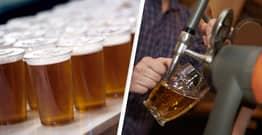 Pub Closures Will Waste 87 Million Pints Of Beer