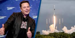 NASA Picks Elon Musk's SpaceX To Help Map The Creation Of The Universe