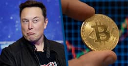 Elon Musk Has Exposed Tesla To 'Immense Risk' After Investing $1.5 Billion In Bitcoin