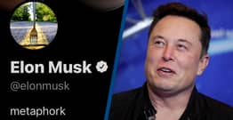 Elon Musk Has Changed His Twitter Avatar And People Can't Work Out What It Means