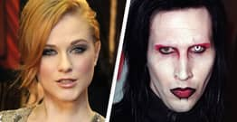 Evan Rachel Wood Claims Marilyn Manson Is Anti-Semitic As Well As Abusive