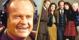 Frasier Reboot Featuring Kelsey Grammar Officially In The Works