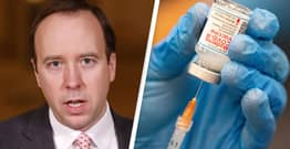 Matt Hancock To Hold Press Conference Today Confirming Under-50s Vaccine Plan