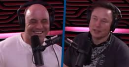 Elon Musk Tells Joe Rogan He Wants New Tesla To Have Jets 'Without Killing People'