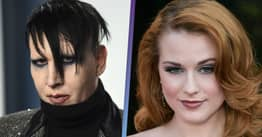Marilyn Manson Loses Record Contract And TV Show Roles Following Evan Rachel Woods' Abuse Allegations
