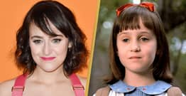 Matilda Actor Mara Wilson Says 50-Year-Old Men Sent Her Love Letters As A Child