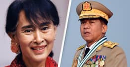 Myanmar Leader Aung San Suu Kyi Arrested As Military Seizes Control Of Country